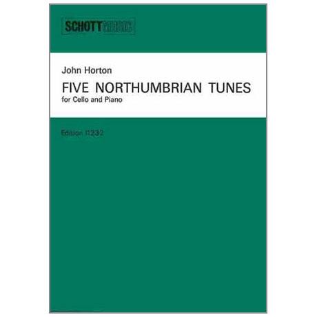 Horton, J.: 5 Northumbrian Tunes