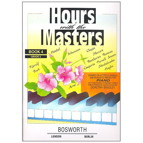 Hours with the Masters – Band 4