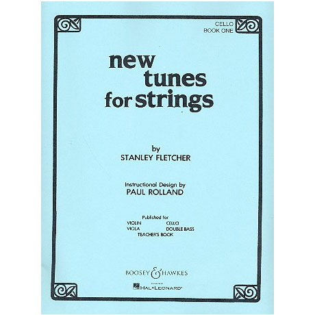Fletcher, S.: New Tunes for Strings Band 1
