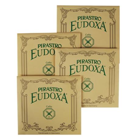 PIRASTRO Eudoxa cordes violoncelle JEU