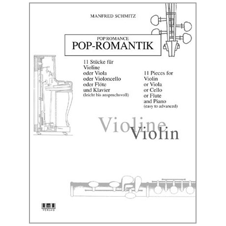 Schmitz, M.: Pop-Romantik