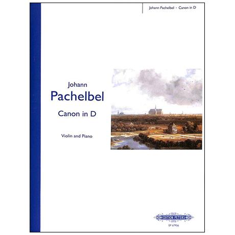 Pachelbel, J.: Kanon D-Dur