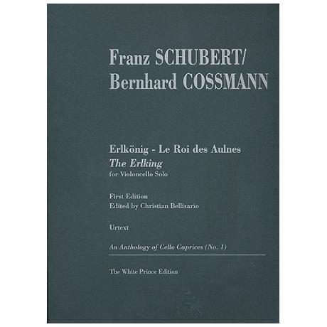 Schubert, F.: Der Erlkönig Op. 1 D382