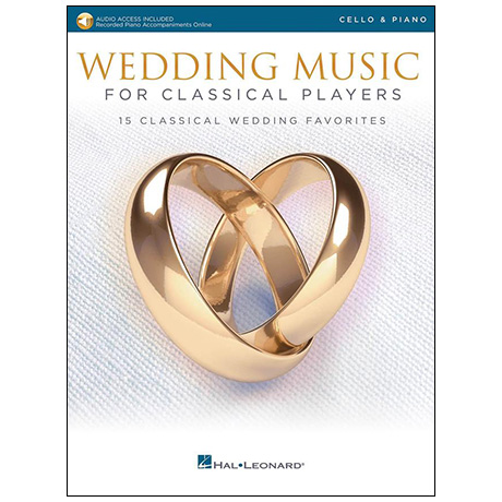 Wedding Music for Classical Players (+Online Materialien)