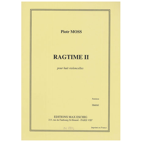 Moss, P.: Ragtime 2