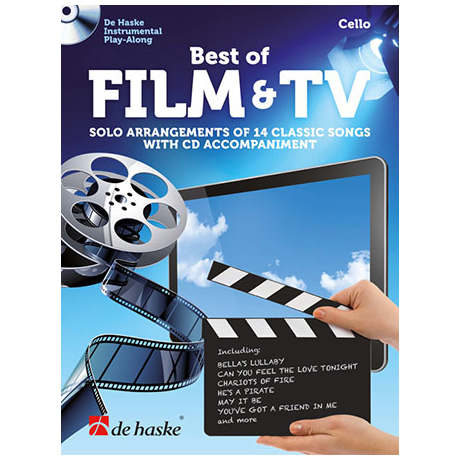 Burwell, C.: Best of Film & TV (+CD)