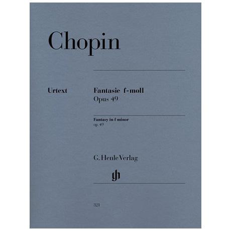 Chopin, F.: Fantasie f-Moll Op. 49