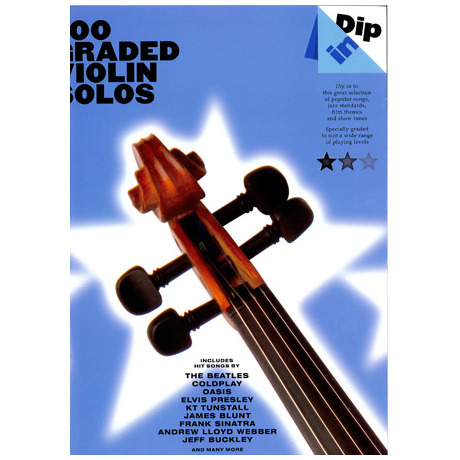 Dip In - 100 Graded Violin Solos