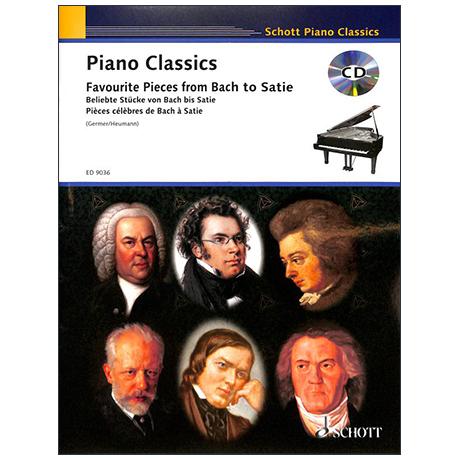 Piano Classics (+CD)