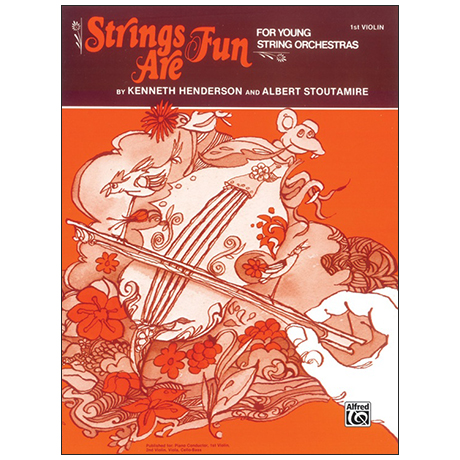 Strings Are Fun – Stimmen