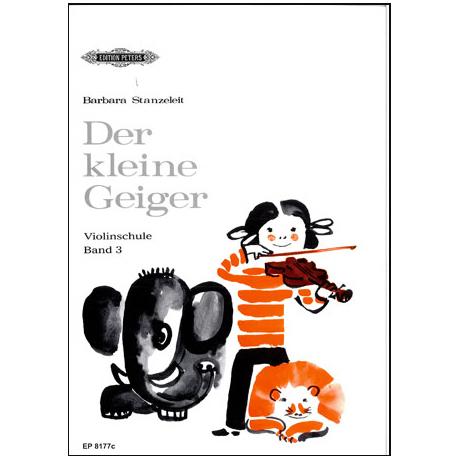 Stanzeleit, B.: Der kleine Geiger Band 3