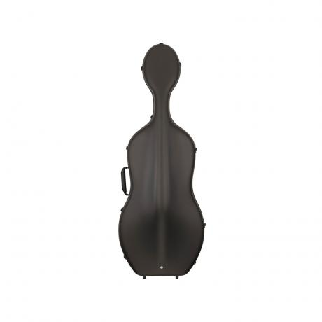 WUNDERKIND carbon cello case 2.9 4/4 | schwarz