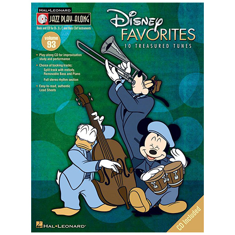 Disney Favorites (+CD)