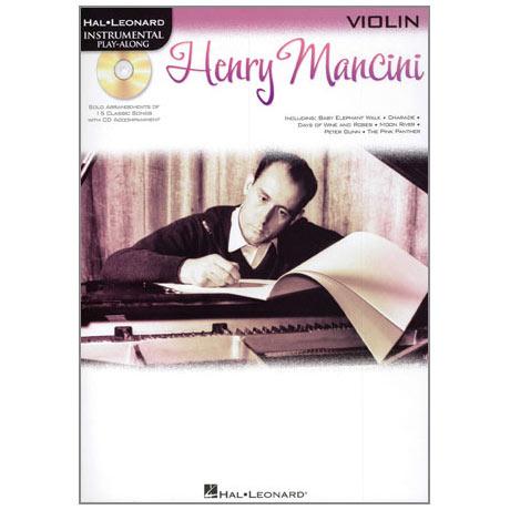 Mancini, H. (+CD)