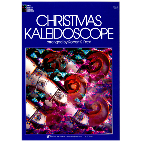 Christmas Kaleidoscope - Cello