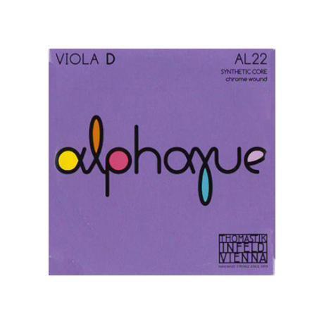 THOMASTIK Alphayue Violasaite D