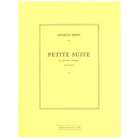 Ibert, J.: Petite suite en 15 images