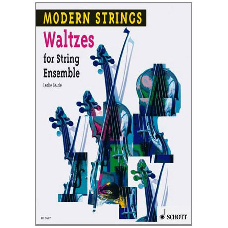Modern Strings - Swing Waltzes