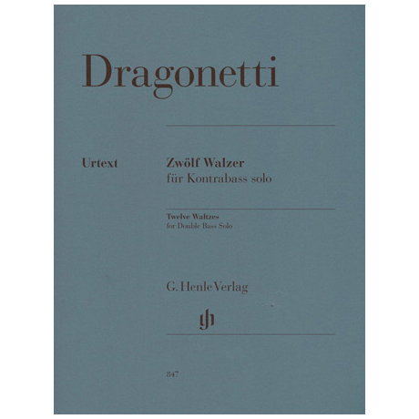 Dragonetti, Domenico: 12 Walzer