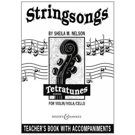Nelson, S. M.: Stringsongs