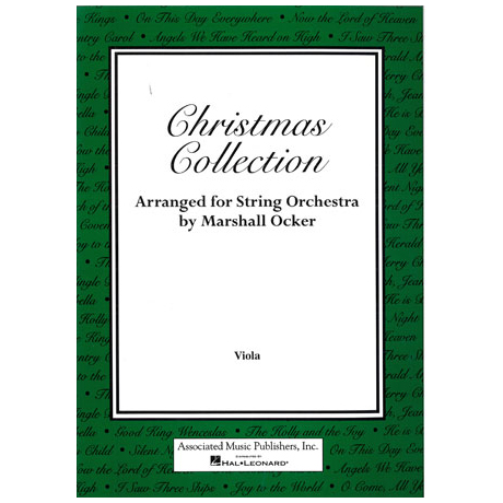 Christmas Collection (Viola)