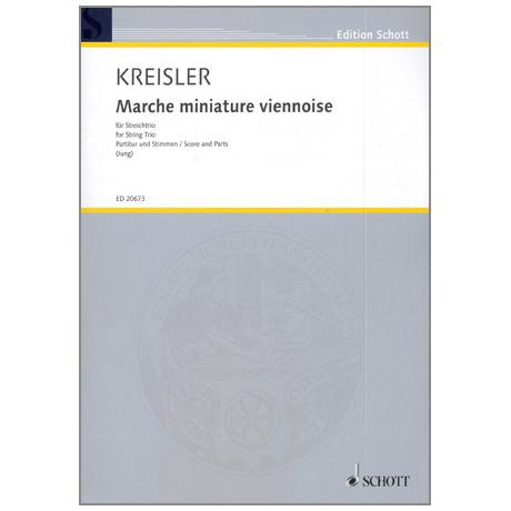Kreisler, F.: Marche miniature viennoise