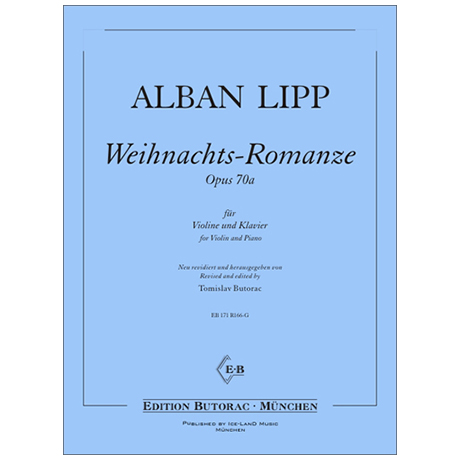 Lipp, A.: Weihnachts-Romanze Op. 70a