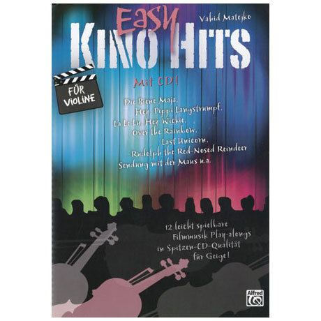 Easy Kino Hits (+CD)