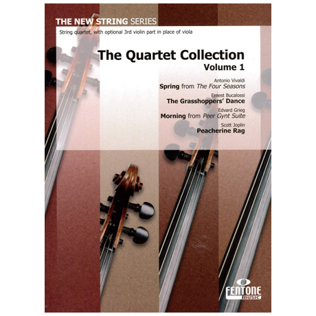 The Quartet Collection Band 1
