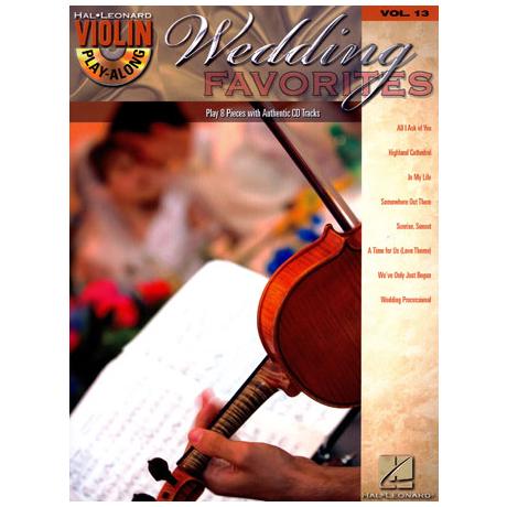 Wedding Favorites (+CD)