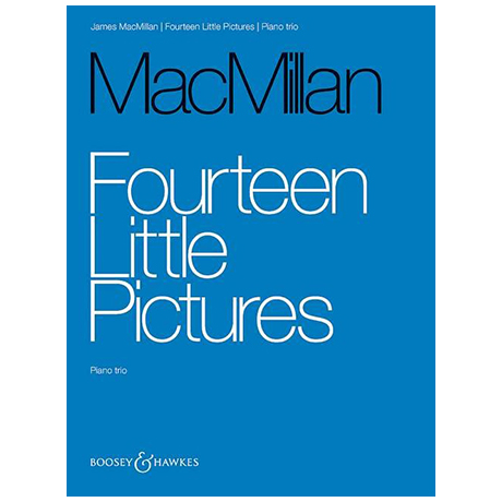 MacMillan, J.: Fourteen Little Pictures