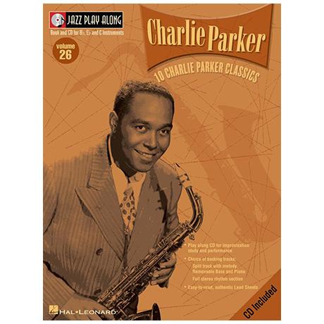 Charlie Parker (+CD)