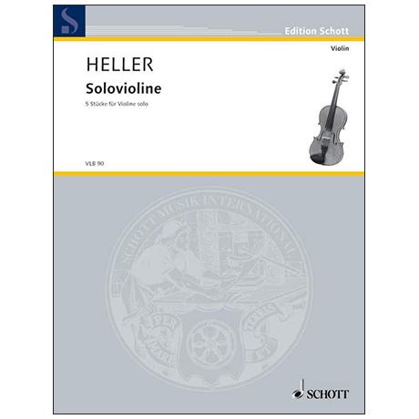 Heller, B.: Solovioline