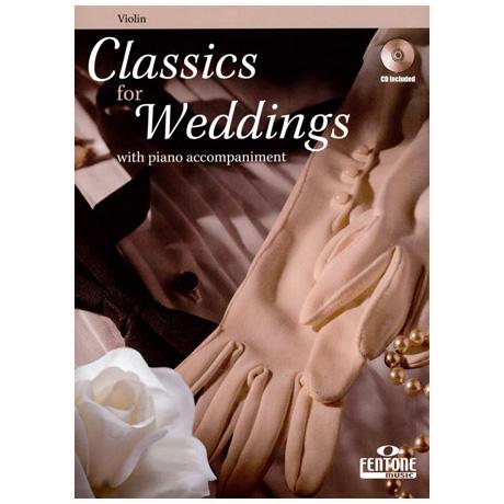 Classics for Weddings (+CD)