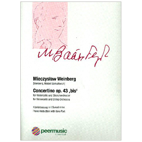 Weinberg, M.: Concertino Op. 43 bis (1948)