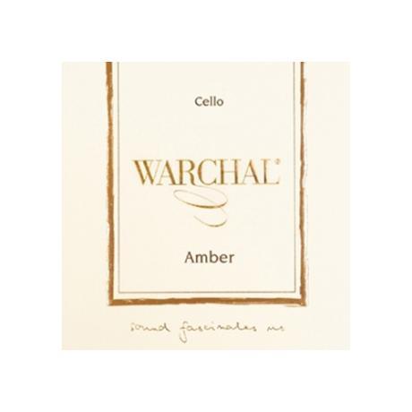 WARCHAL Amber Cellosaiten SATZ
