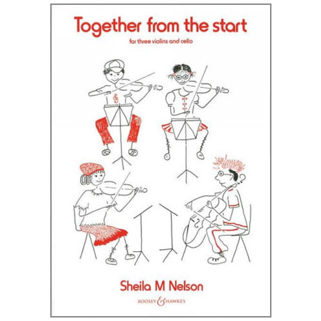 Nelson, S.: Together from the start