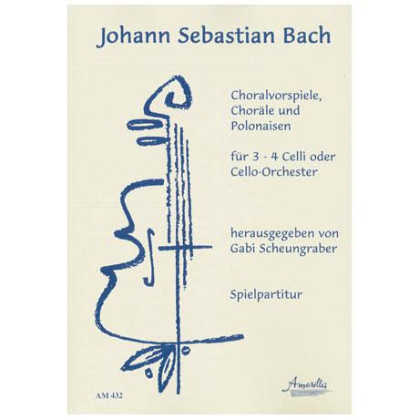 Bach, J.S.: Choralvorspiele, Choräle und Polonaisen