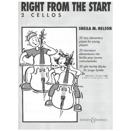 Nelson, S.M.: Right from the start