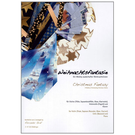 Graf, A.: Weihnachtsfantasie