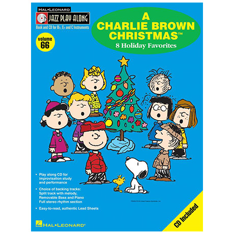 A Charlie Brown Christmas (+CD)
