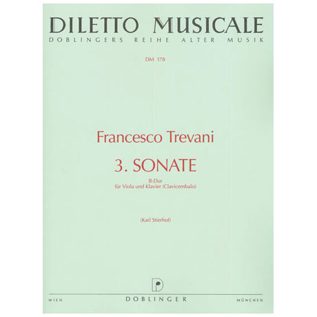 Trevani, F.: Sonate Nr.3 B-Dur