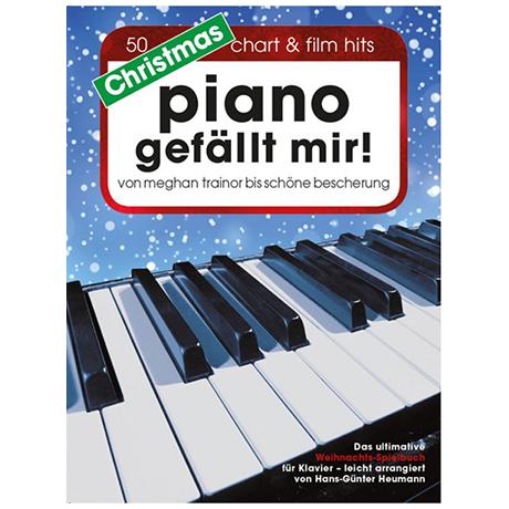 Heumann, H.-G.: Piano gefällt mir! – Christmas