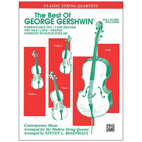 The Best of George Gershwin