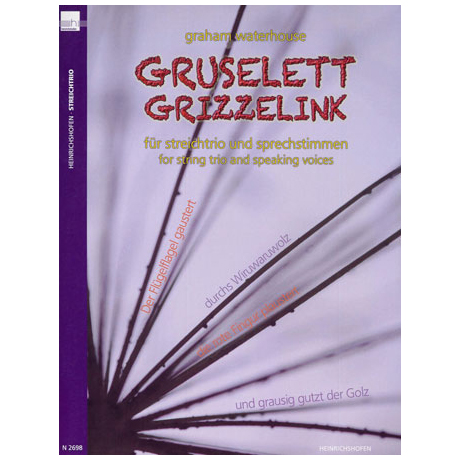 Waterhouse, G.: Gruselett Grizzelink