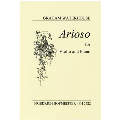 Waterhouse, G.: Arioso