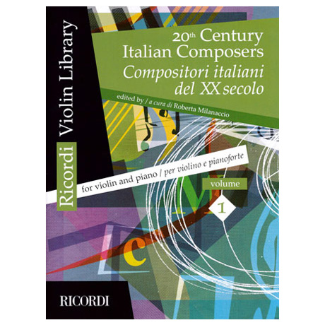20th Century Italian Composers – Anthology 1