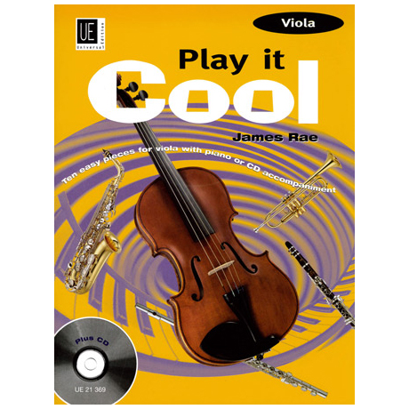 Play it cool (+CD)