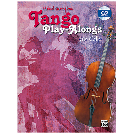 Matejko, V.: Tango Playalongs (+CD)