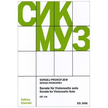 Prokofjew, S.: Sonate Op. 134